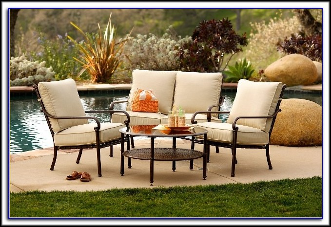 Kmart Martha Stewart Outdoor Furniture Cushions Chairs
