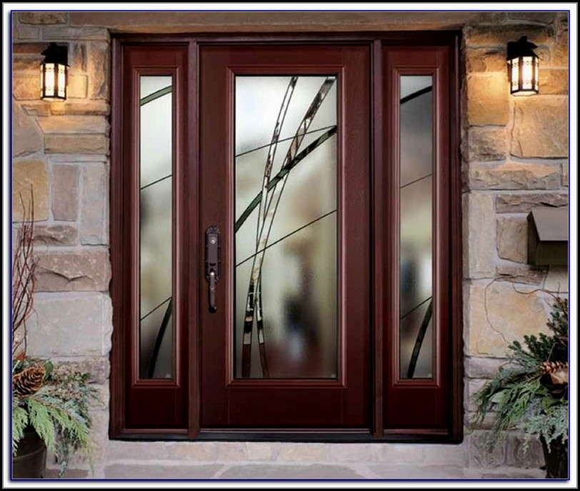 Masonite Patio Doors With Sidelites