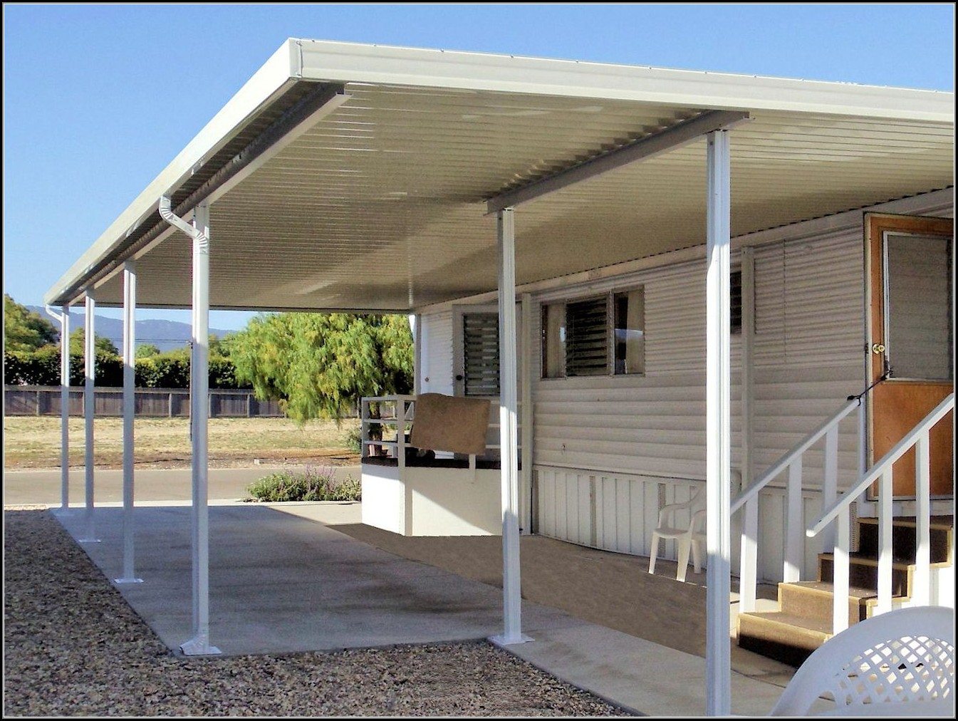 Metal Patio Awning Ideas