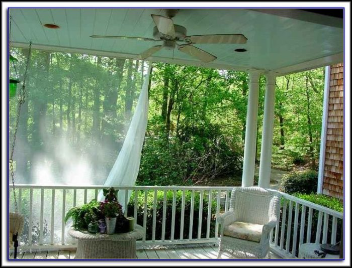 Mosquito Curtains For Patio Doors