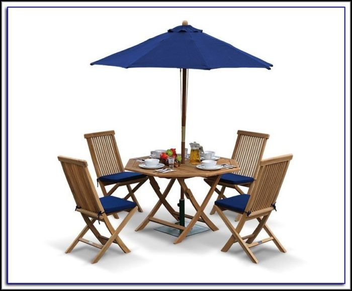 Octagon Patio Table For 8