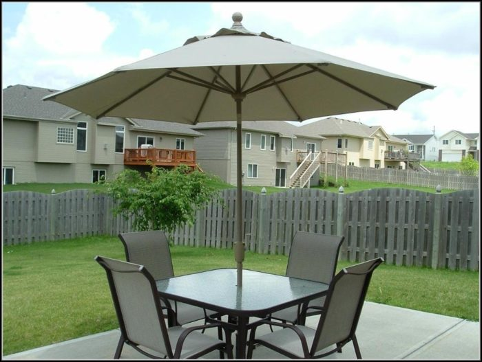 Offset Patio Umbrella Target