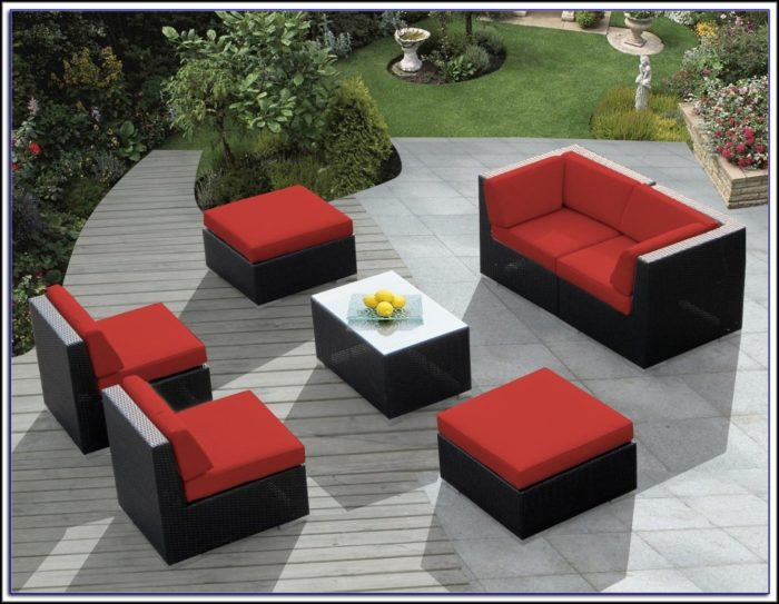 Ohana Patio Furniture Cushions