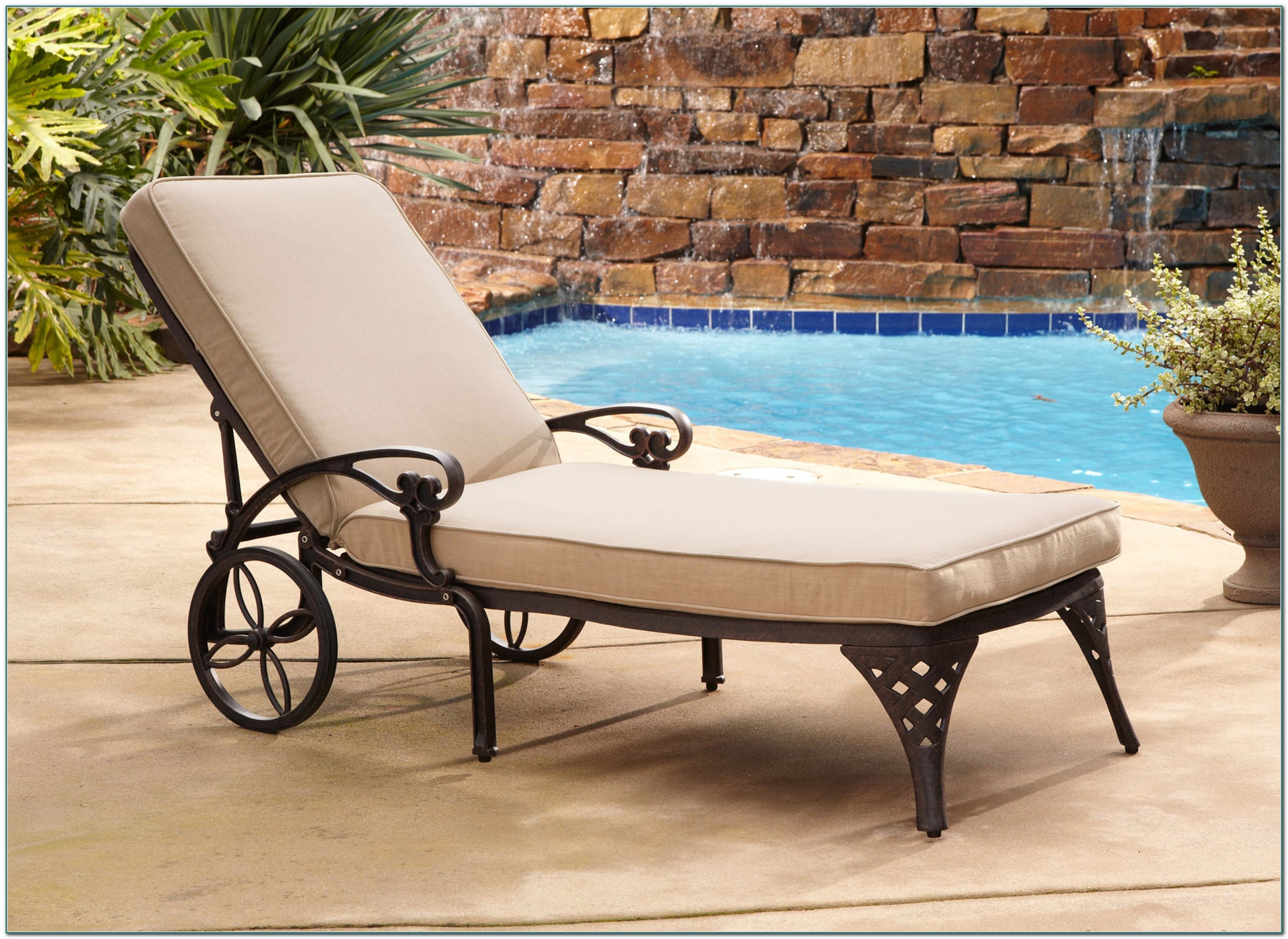 Outdoor Chaise Lounge Chairs Walmart