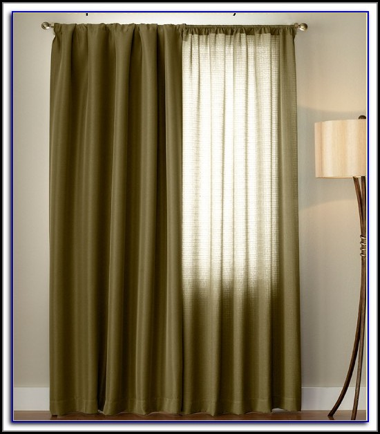 Outdoor Patio Curtain Panel