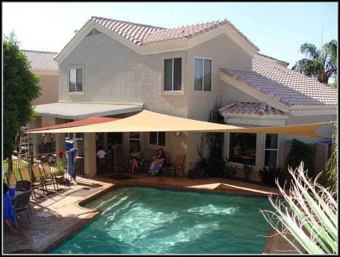 Outdoor Patio Sail Covers