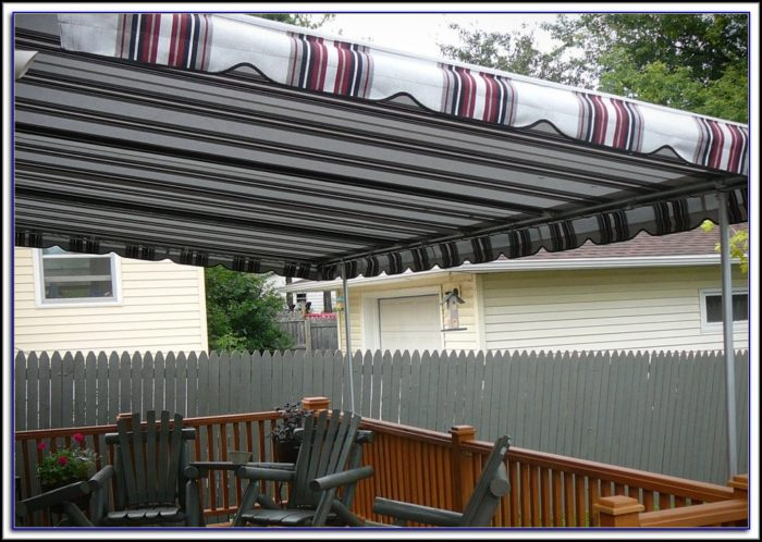 Outside Awnings And Canopies Uk