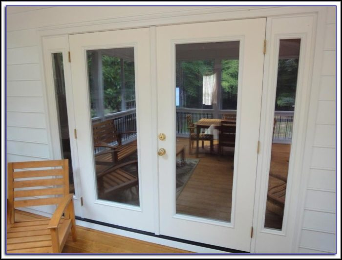 Andersen Outswing French Patio Doors Patios Home