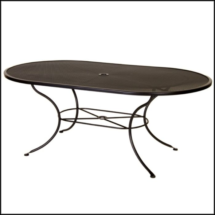 Oval Patio Table Cover