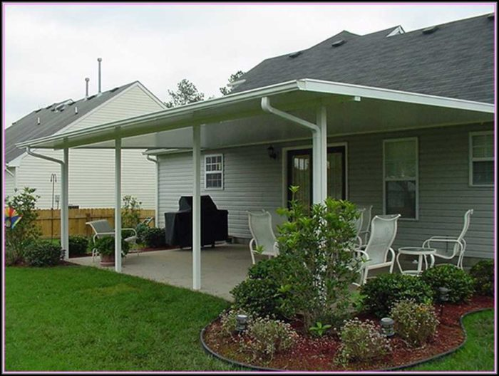 Patio Awning Designs Ideas