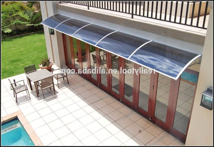 Patio Awning Rain Cover