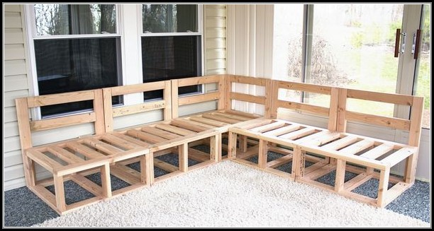Patio Bench Plans Pdf