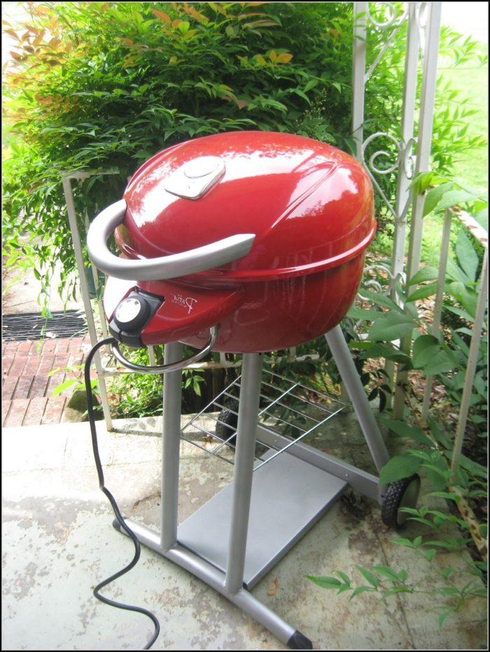 Patio Bistro Electric Barbecue
