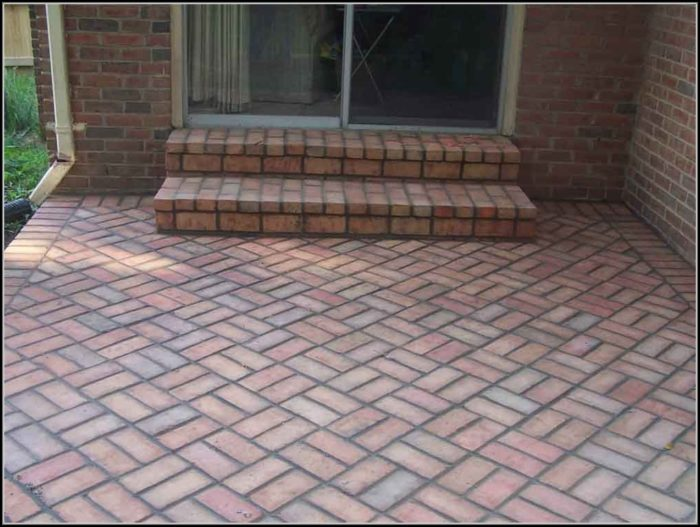 brick patio patterns beginners - patios : home decorating ideas