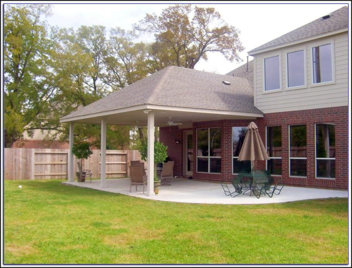 Patio Cover Ideas Photos
