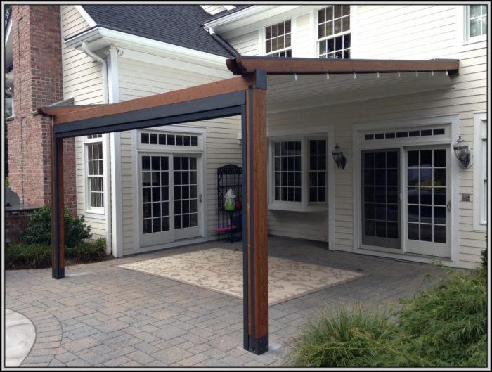 Patio Cover Ideas Rain