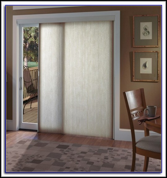 Patio Door Covering Solutions
