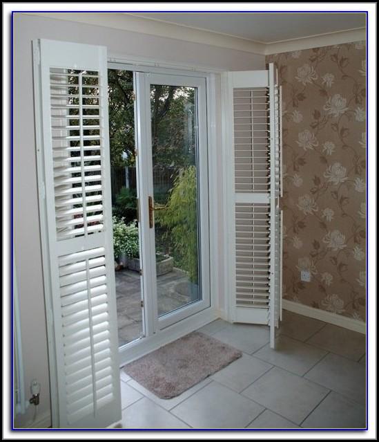 Patio Door Coverings Options