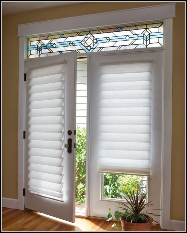 Patio Door Window Shades