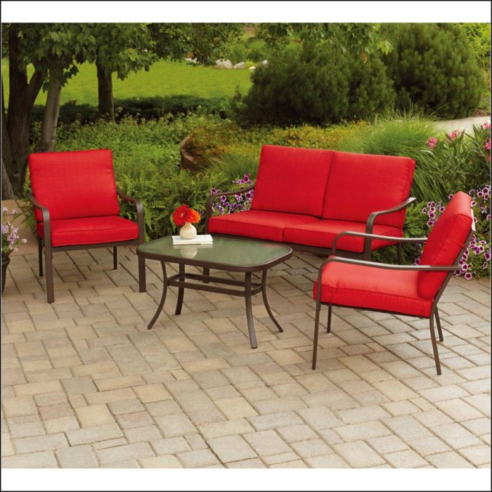 Patio Furniture Cushion Sets