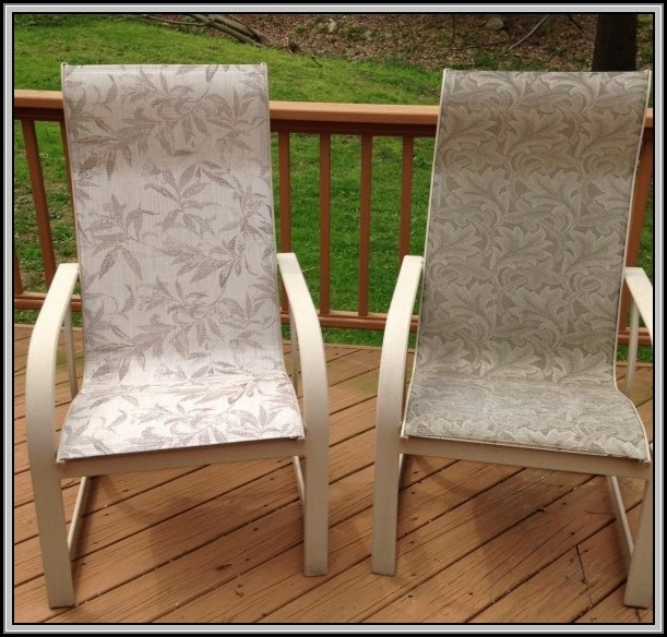 Suncoast Patio Furniture Replacement Slings Patios
