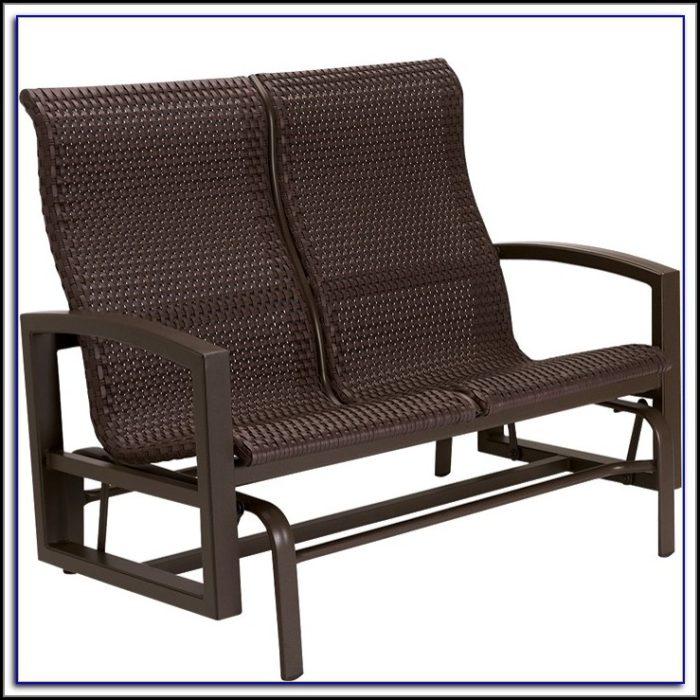 Patio Glider Chair Cushions