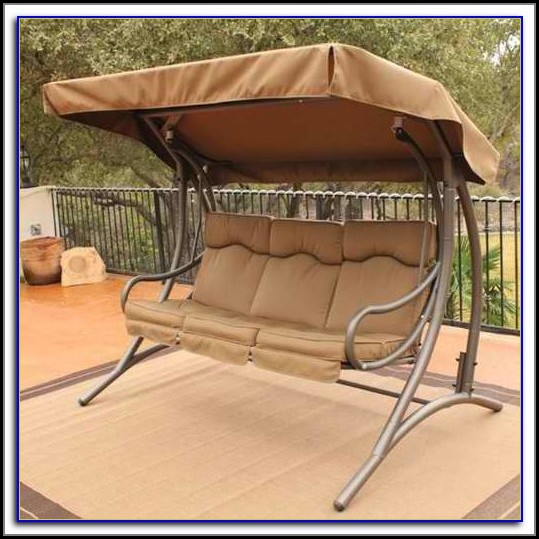 Patio Glider Swing Canada