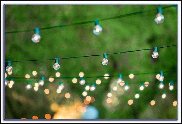 Patio Light Strings Amazon
