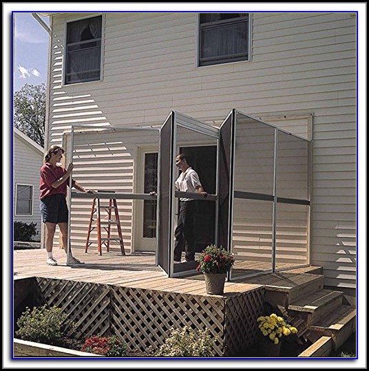 Patio Mate Screen Room Instructions