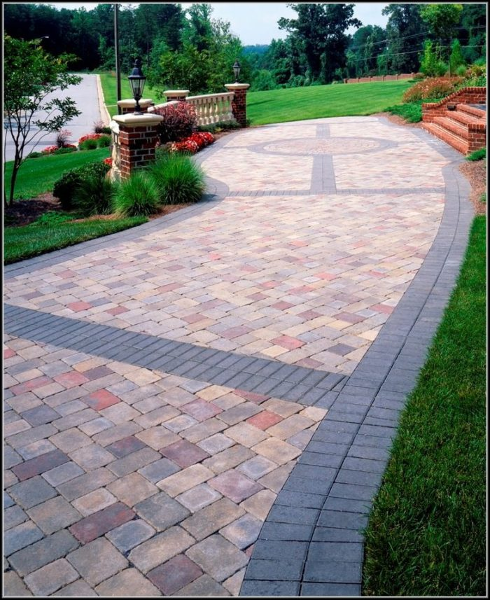 Patio Paver Designs Free