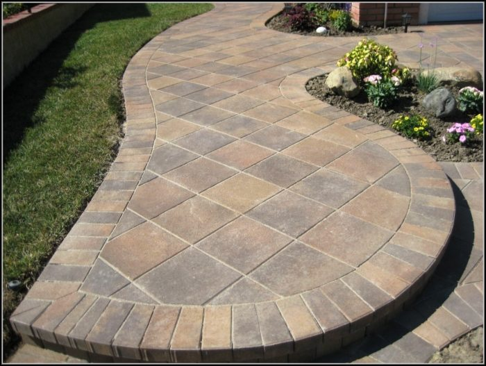Patio Paver Designs Photos