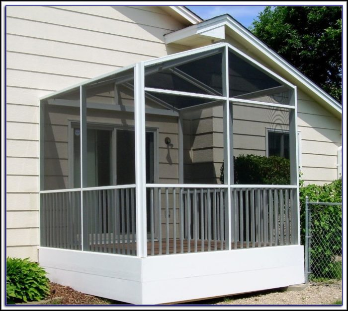 Patio Screen Enclosures Jacksonville Florida