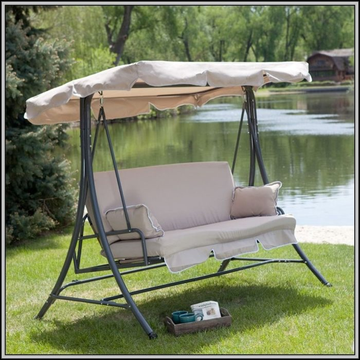 Patio Swing Replacement Canopy And Cushions