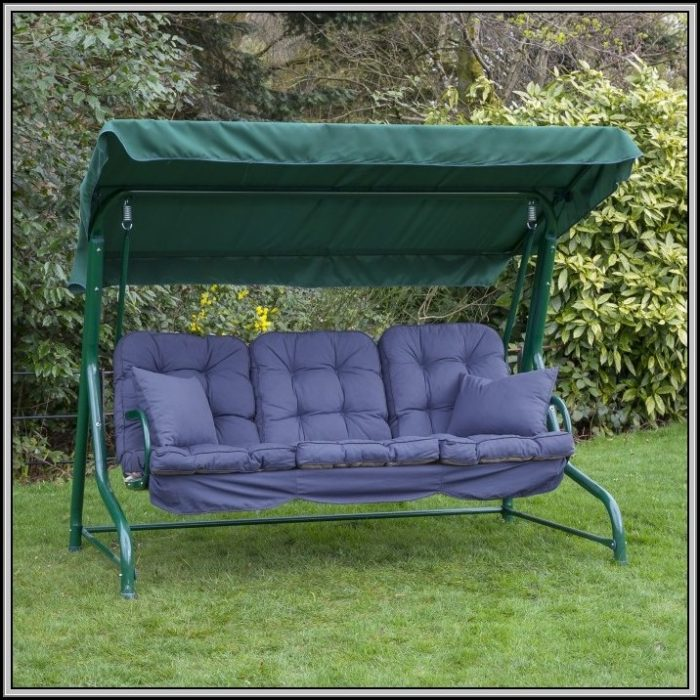 Patio Swing Replacement Cushions 3