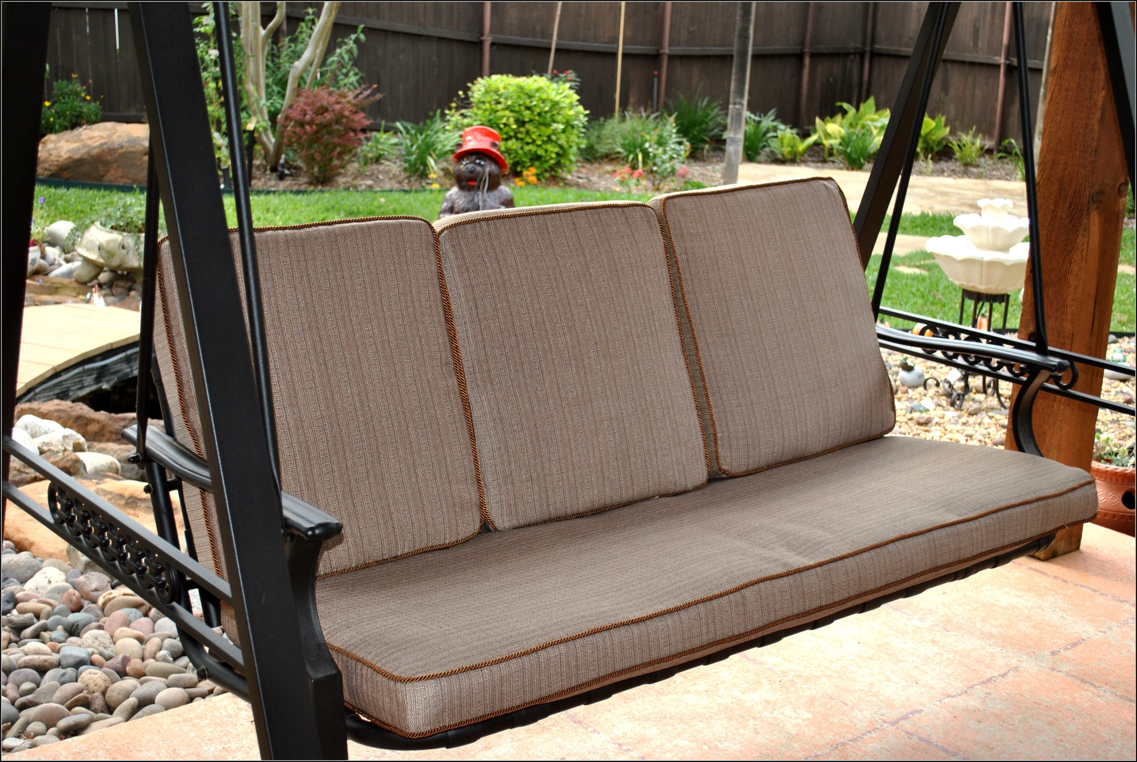 Patio Swing Replacement Cushions