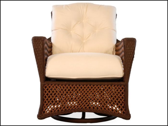 Patio Swivel Glider Rocker