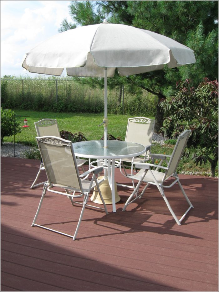 Patio Table With Umbrella Hole Uk
