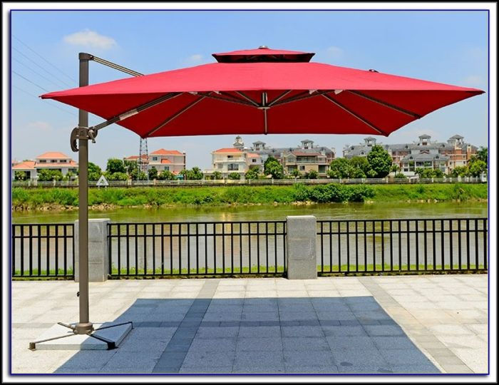 Patio Umbrella Bases Canada