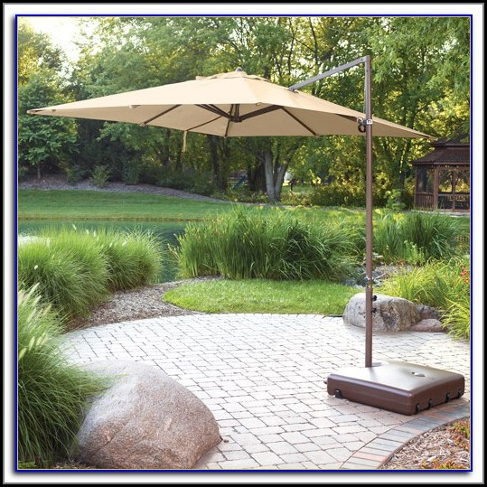 Patio Umbrella Bases With Wheels