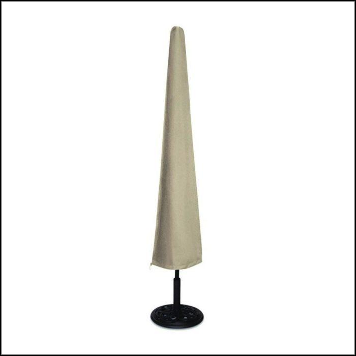 Patio Umbrella Cover With Rod