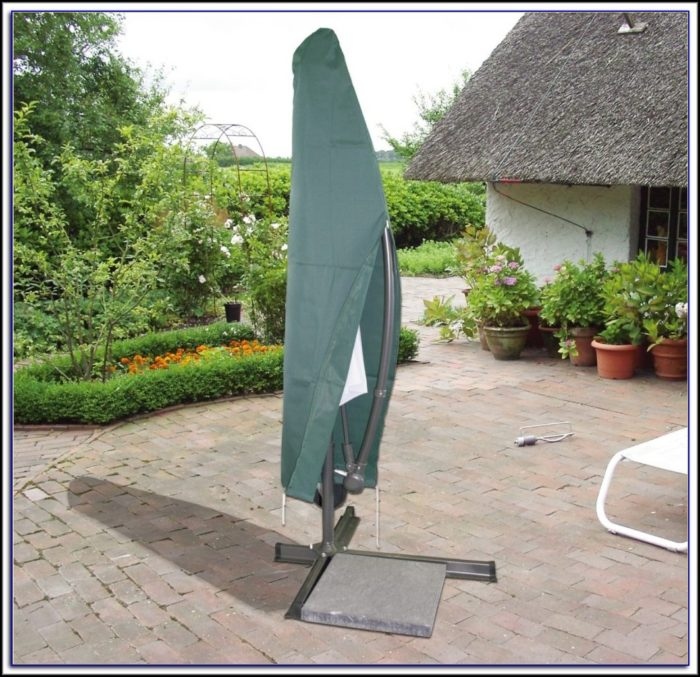 Patio Umbrella Covers With Zipper
