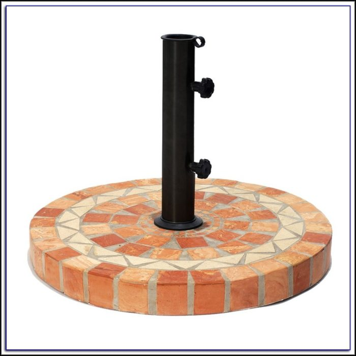 Patio Umbrella Holder In Ground