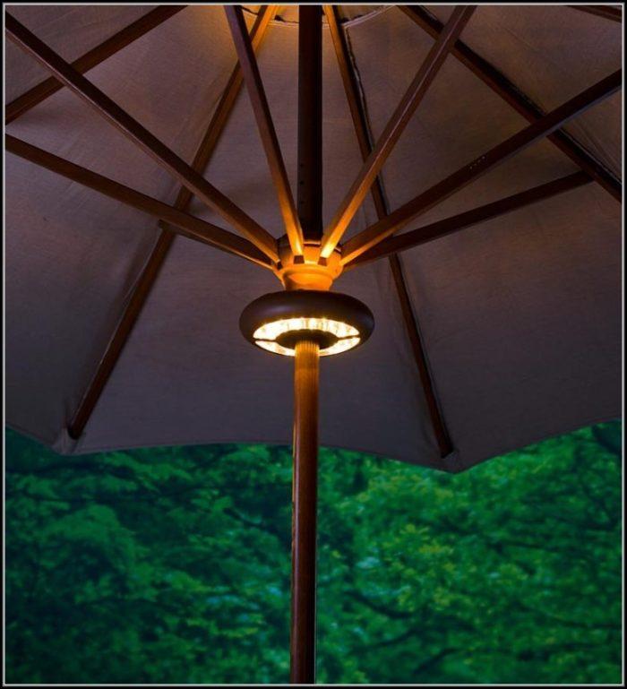 Patio Umbrella Lights Target