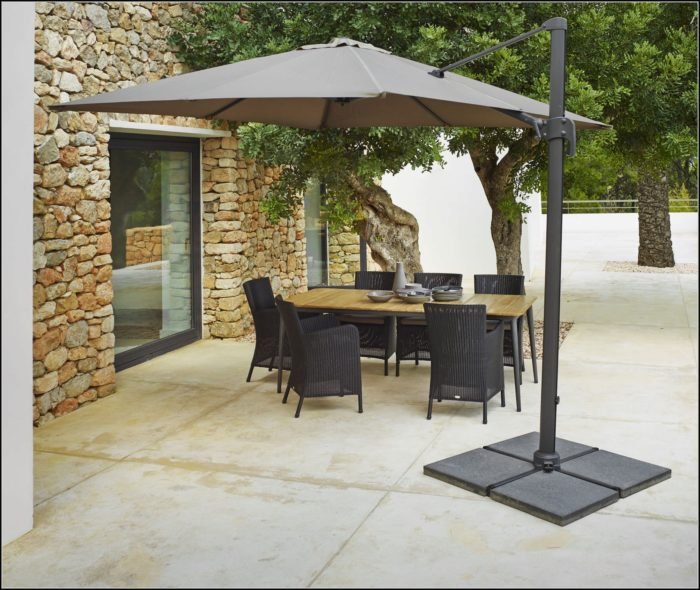 Patio Umbrella Offset Base
