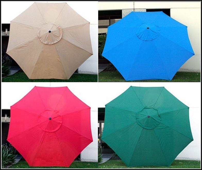 Patio Umbrella Replacement Canopy 11
