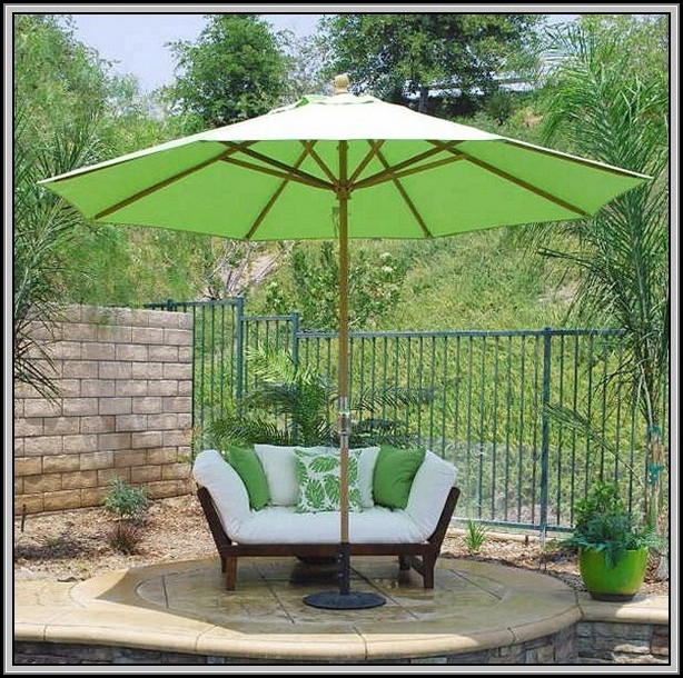 Patio Umbrella Replacement Canopy Toronto