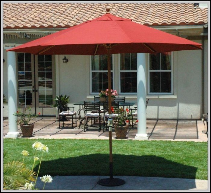 Patio Umbrella Replacement Canopy Uk