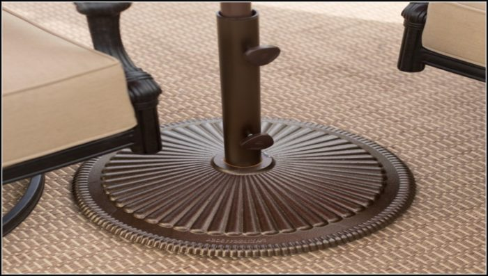 Patio Umbrella Stand Walmart