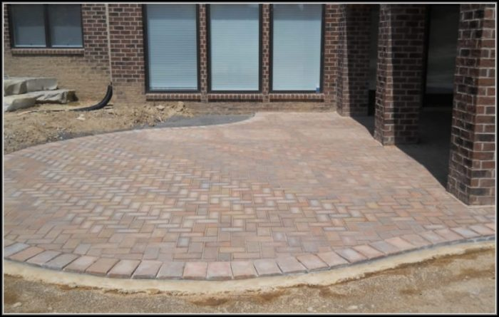 Paver Patio Installation Tips