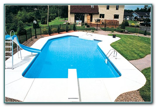 Pictures Of Inground Pools